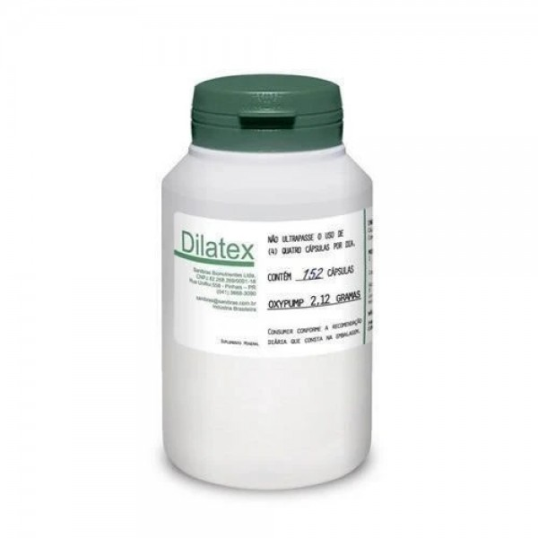 Dilatex 152 Cáps - Power Supplements