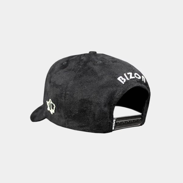 Boné SnapBack Black Bizon